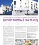 2018Restructuration d'une parcelle en centre bourg à Cébazat (63) Opération millimétrée à cœur de bourg