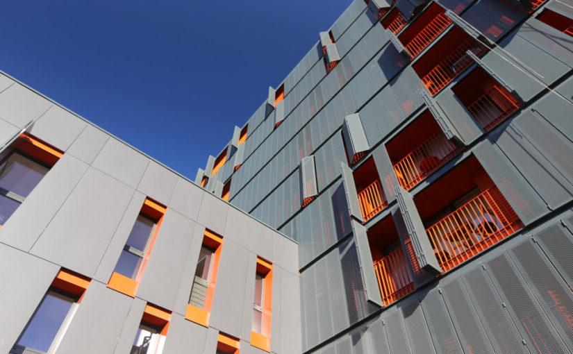 Kessler Rabanesse 75 logements –  TOTEM 2 et 3