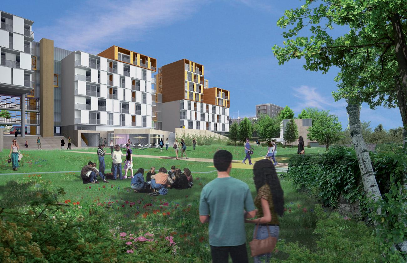 Concours logements étudiants Dolet