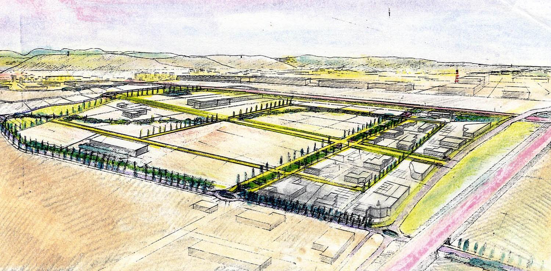 Parc industriel des Gravanches