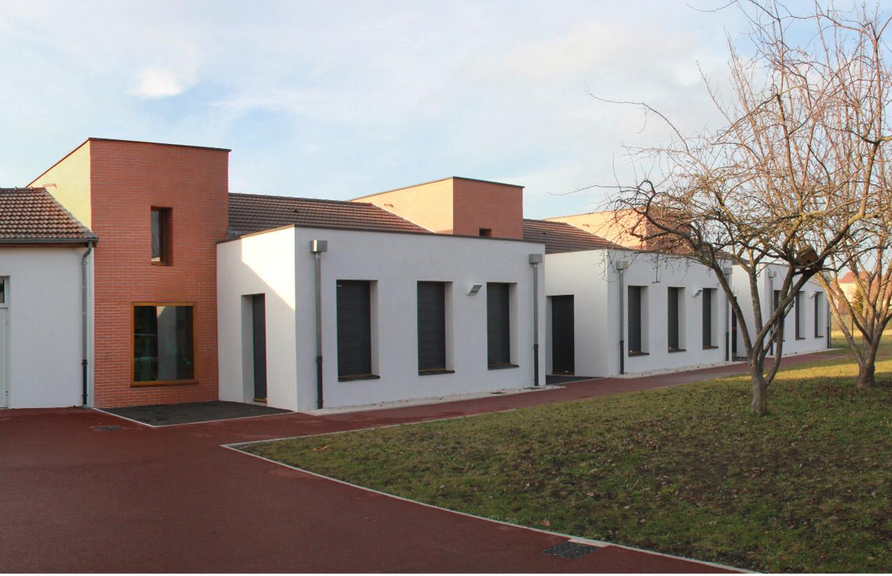 Ecole Communale | St Beauzire