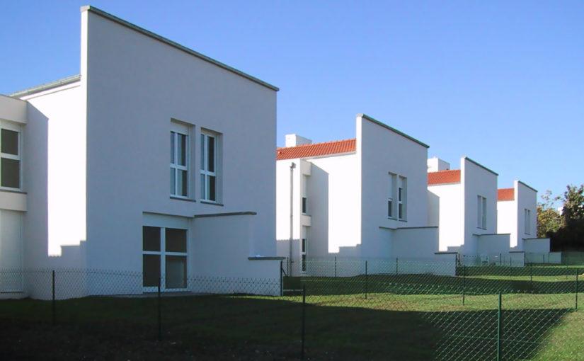 Bellevue 10 pavillons jumelés